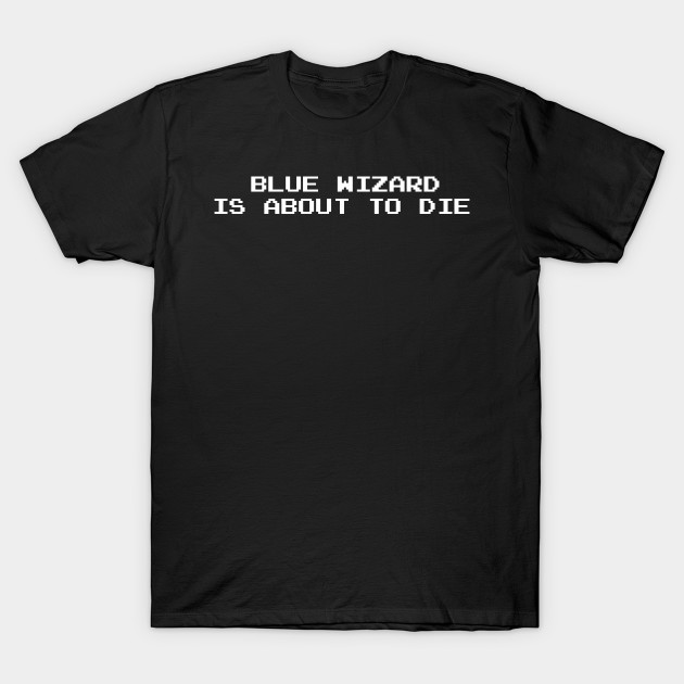 blue wizard gamer t shirt teepublic