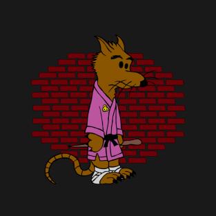 Master Splinter t-shirts