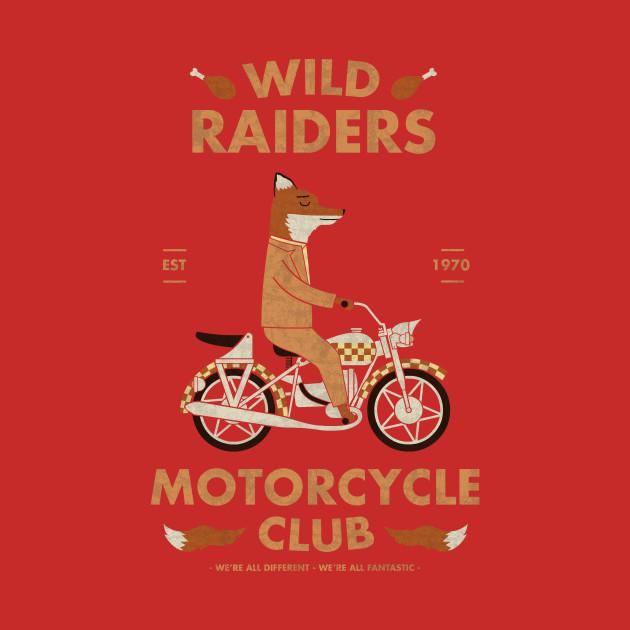 Wild Raiders