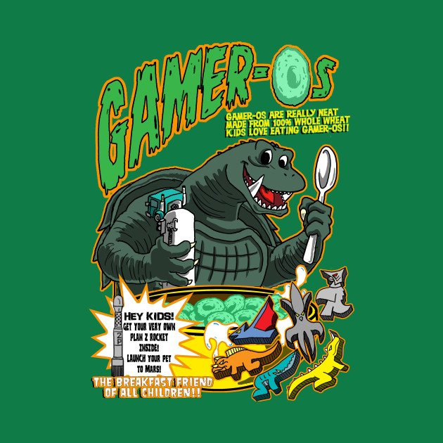 GAMER-Os