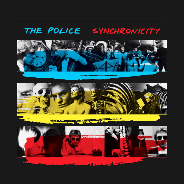 The Police Synchronicity Rock Band