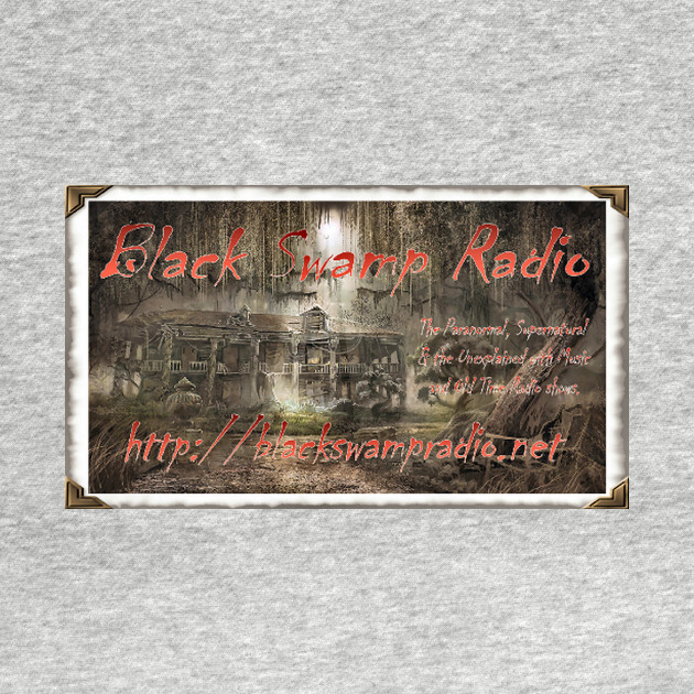 Black Swamp Radio Logo