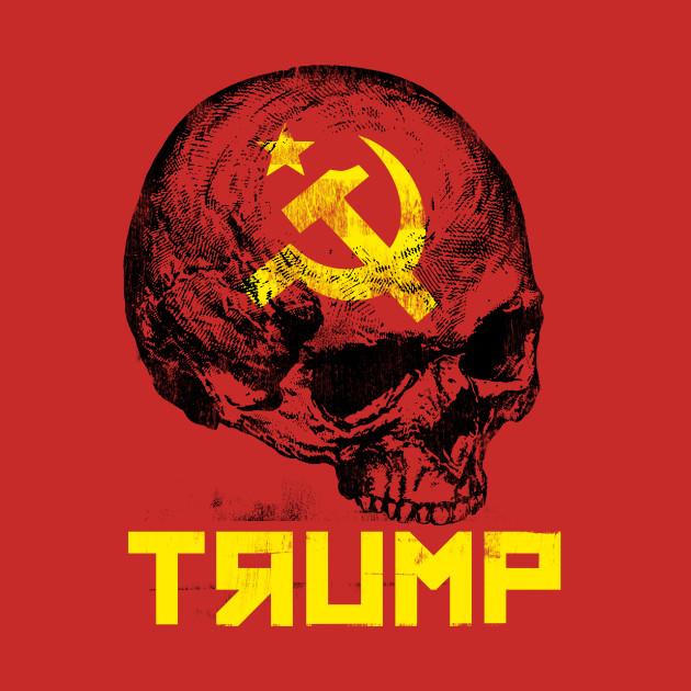 Trump by tobywilkinson
