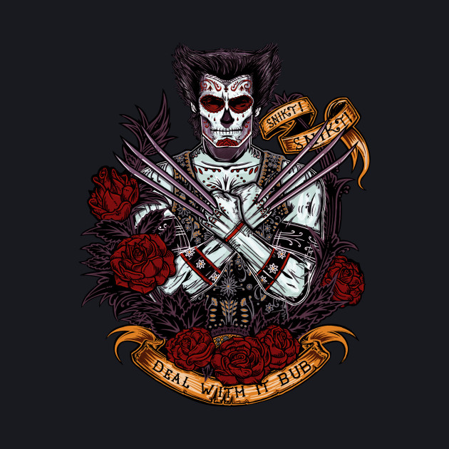 Day of the Dead Weapon