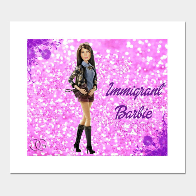 Immigrant Barbie