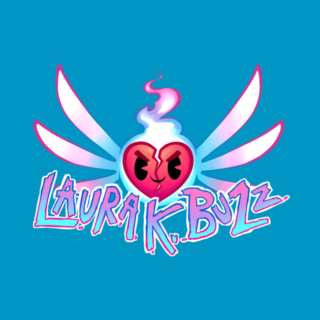 LauraKBuzz Logo