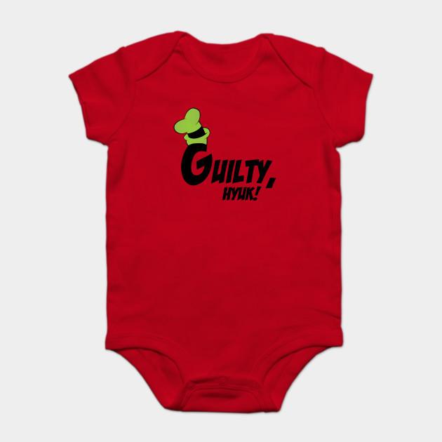 466292436d69 Guilty Goofy - Goofy - Onesie
