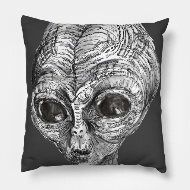 Alien Head.