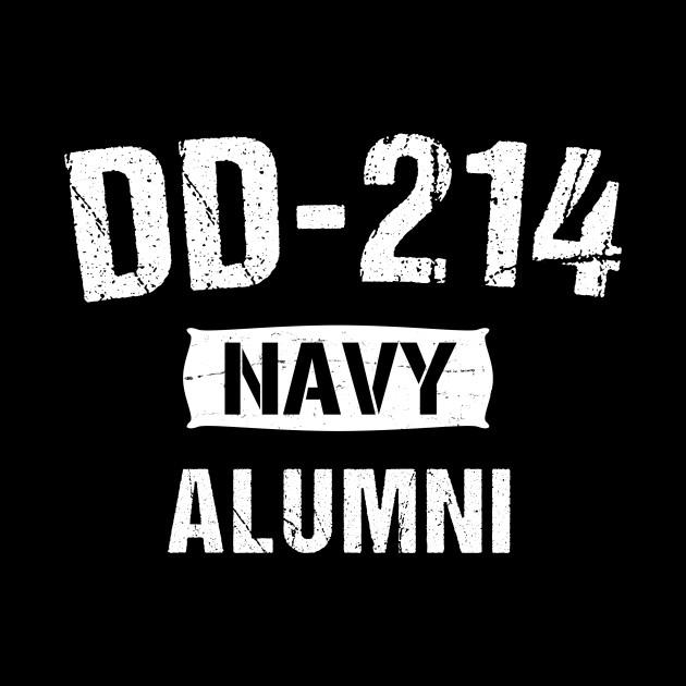 DD214 Alumni Navy Design