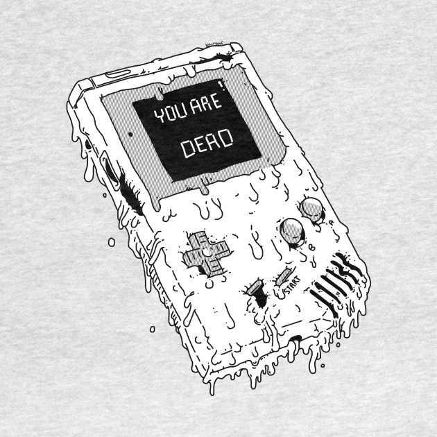 DeadBoy (ORIGINAL NINTENDO GAMEBOY)