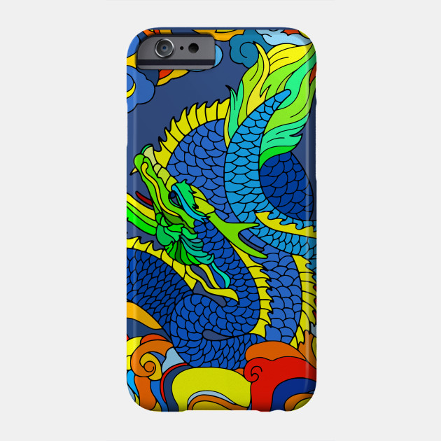 Colorful Sea Serpent