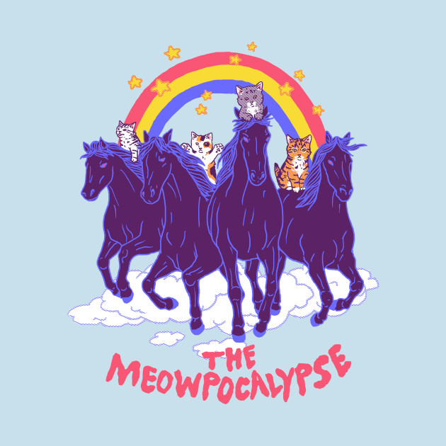 Four Horsemittens Of The Meowpocalypse