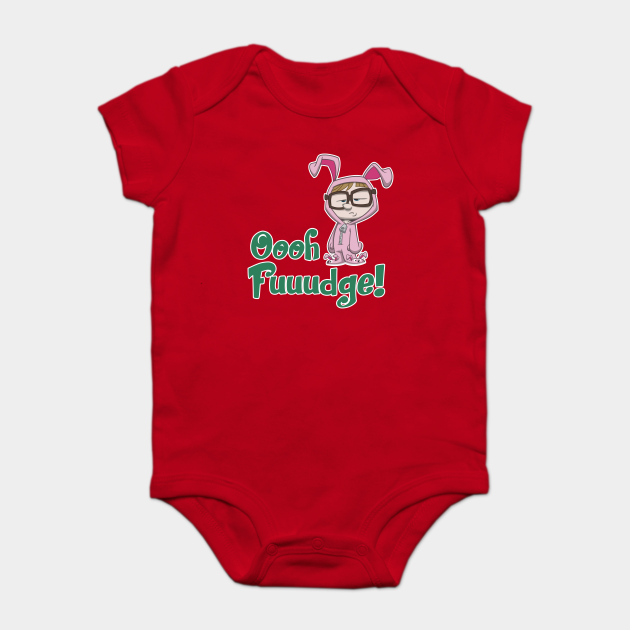A Christmas Story Baby Onesie My First Christmas Oh Fudge