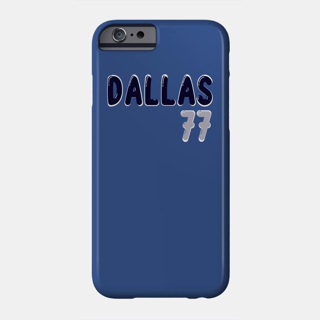 Luka Doncic Nba Bubble Jersey Luka Doncic Dallas Mavericks 77 Phone Case Teepublic