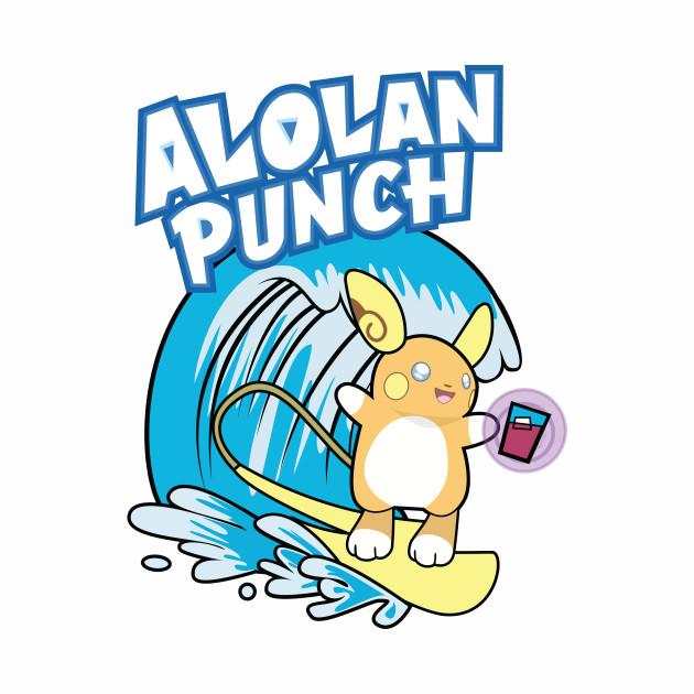 Alolan Punch