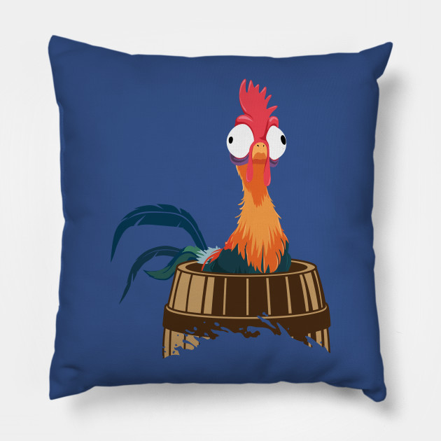Perfect Heihei the Rooster Sea Chicken Fan - Moana Chicken - Pillow  GF15