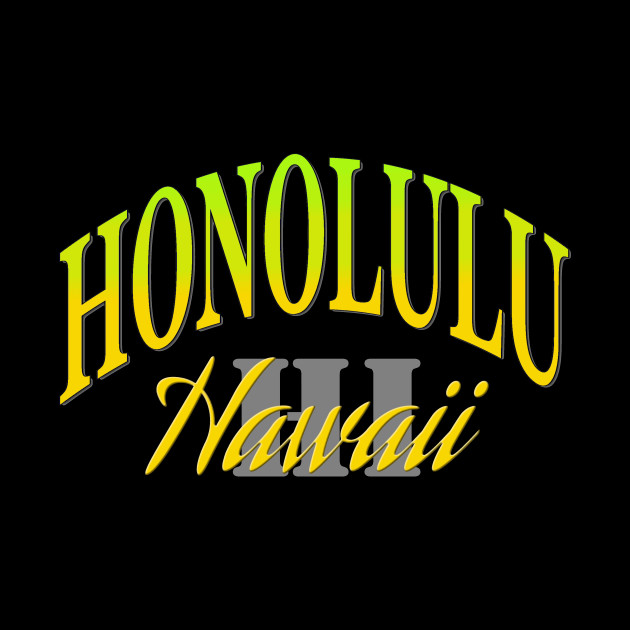 City Pride: Honolulu, Hawaii