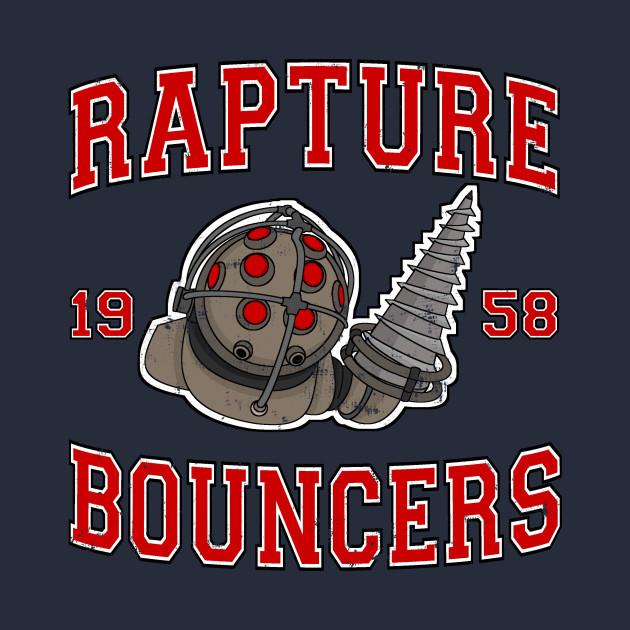 Rapture Bouncers T-Shirt