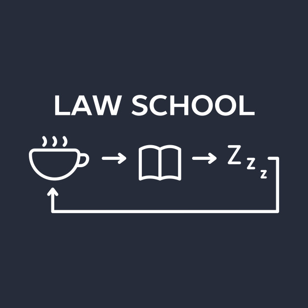Law School Humor T-Shirt