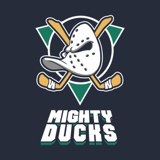 mighty ducks t-shirts