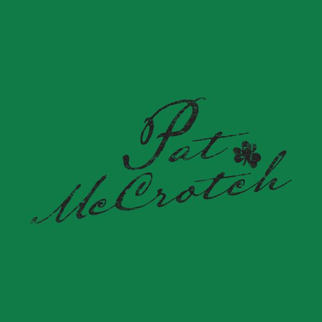 Pat McCrotch