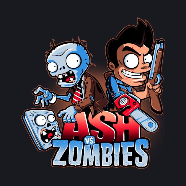 Ash vs Zombies