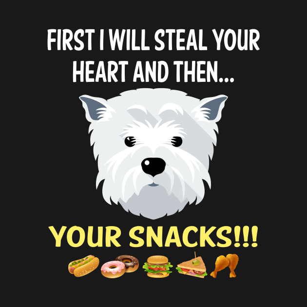 Steal Heart West Highland White Terrier 04