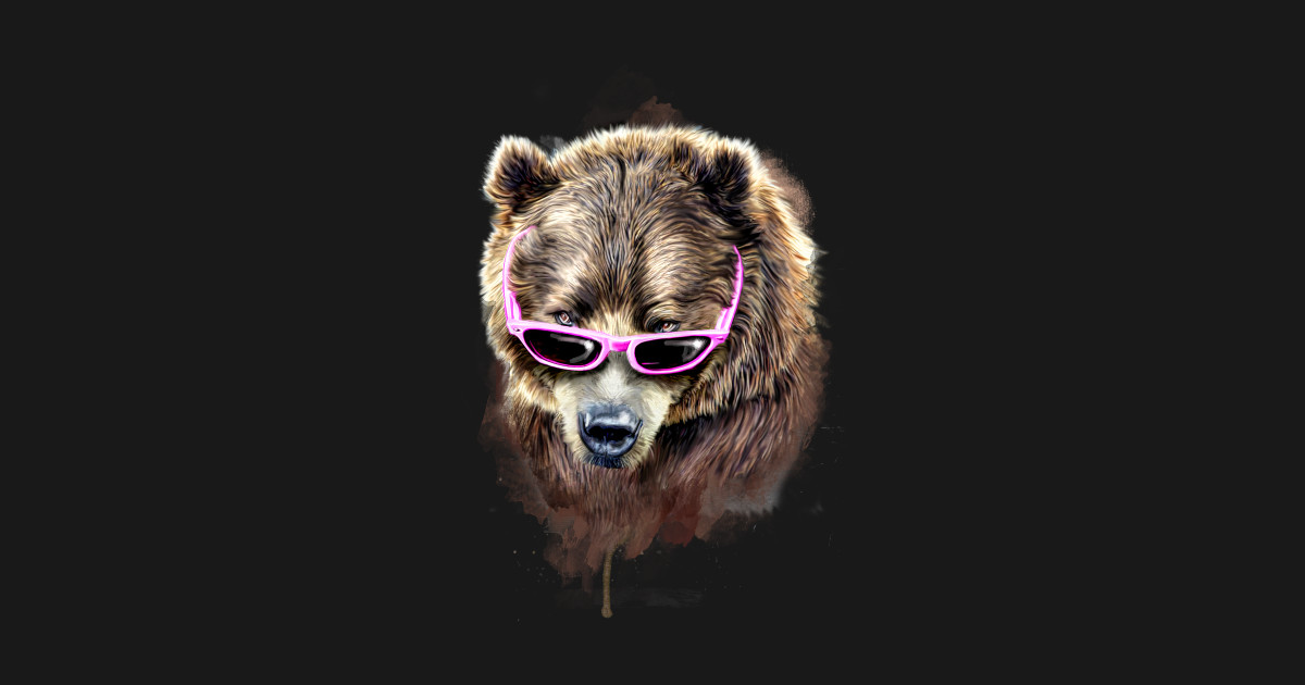 cool bear - bears