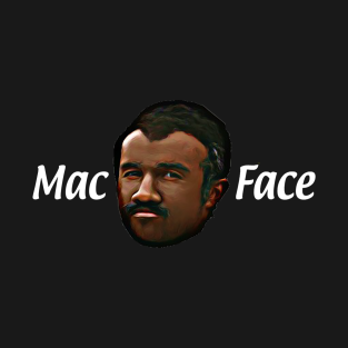 Mac Face t-shirts