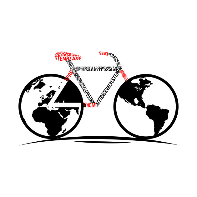 ... product Bicycle Cool Gifts For Cyclers Globe