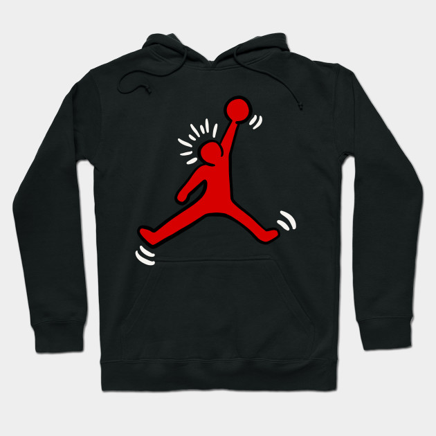 Keith Haring Basketball Edition Hoodie