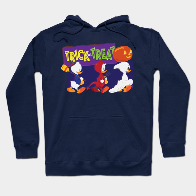 Trick or Treat for Halloween! Hoodie