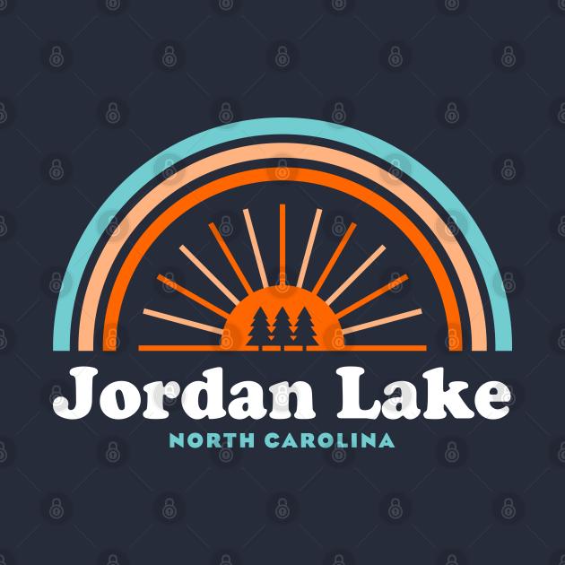 Jordan Lake North Carolina Rainbow