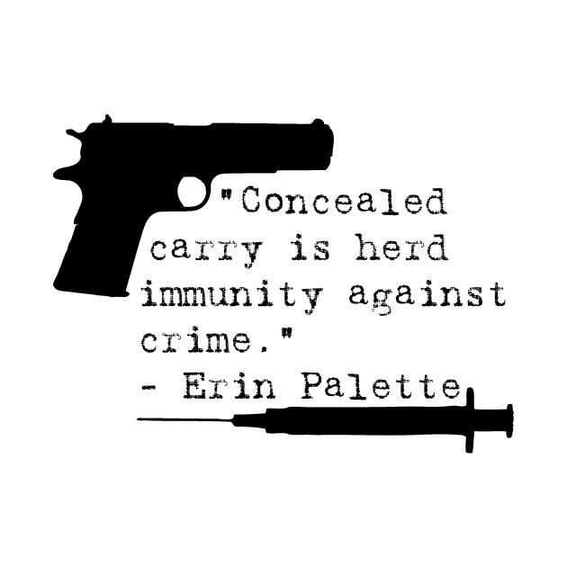 Herd Immunity, Black Text