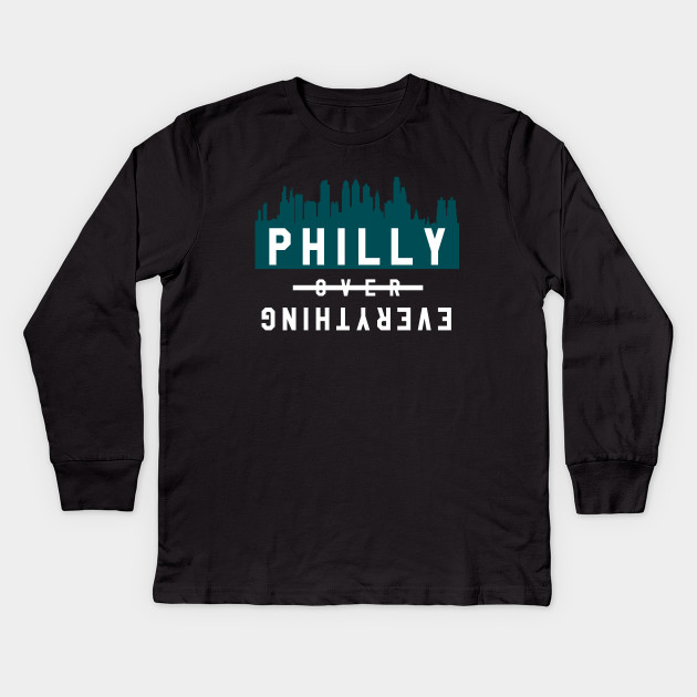 Philly over Everything - Black/Green