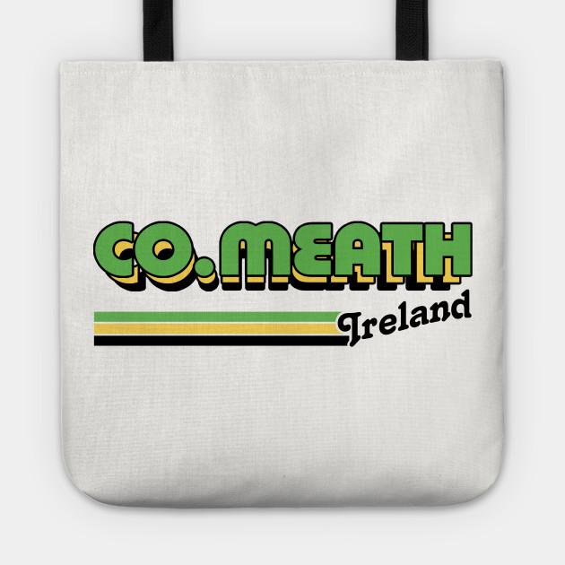 County Meath / Irish Retro County Pride Design
