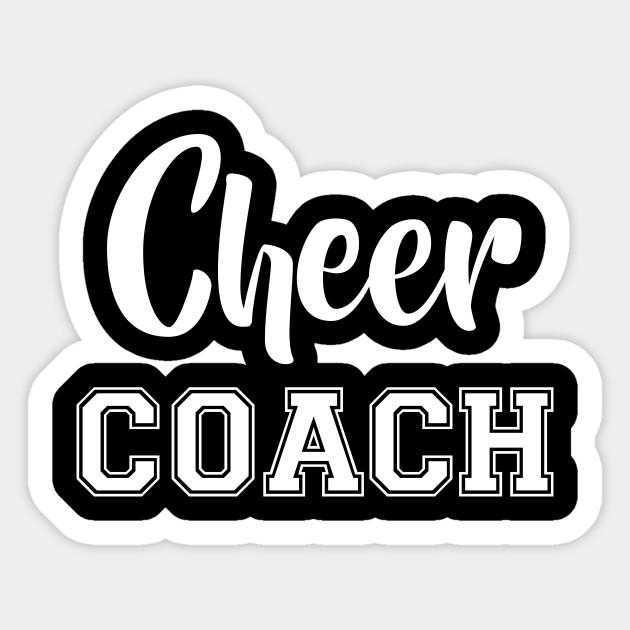 Cheerleading Cheer Coach Gift