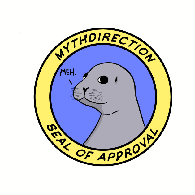 Mythdirection Seal of Approval