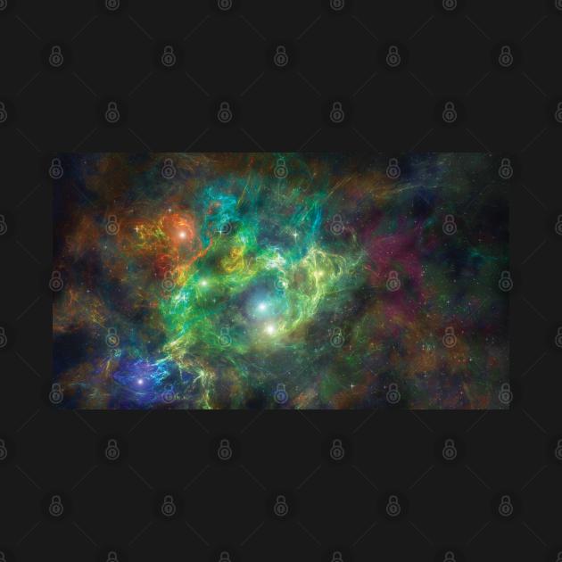Nebulae And Stars