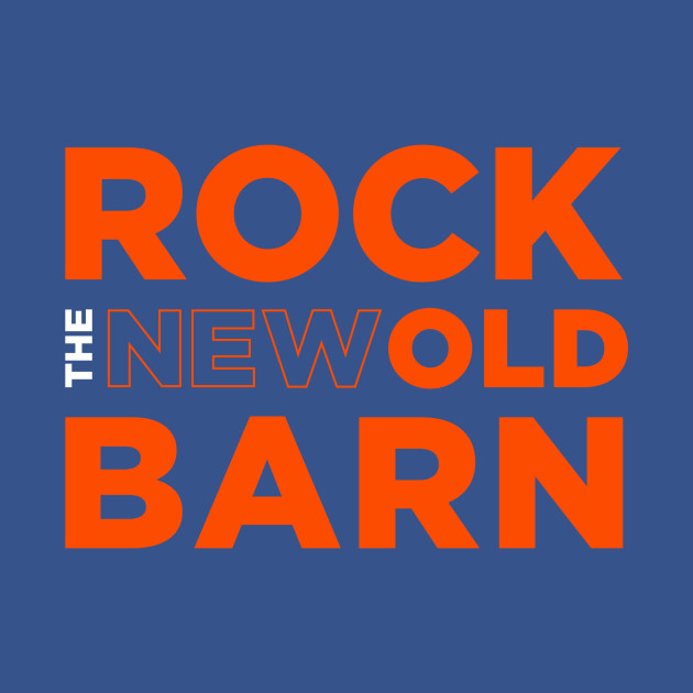 Rock The (New) Old Barn