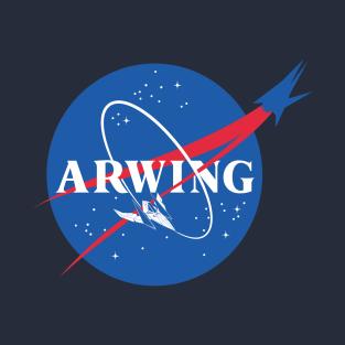 Arwing t-shirts