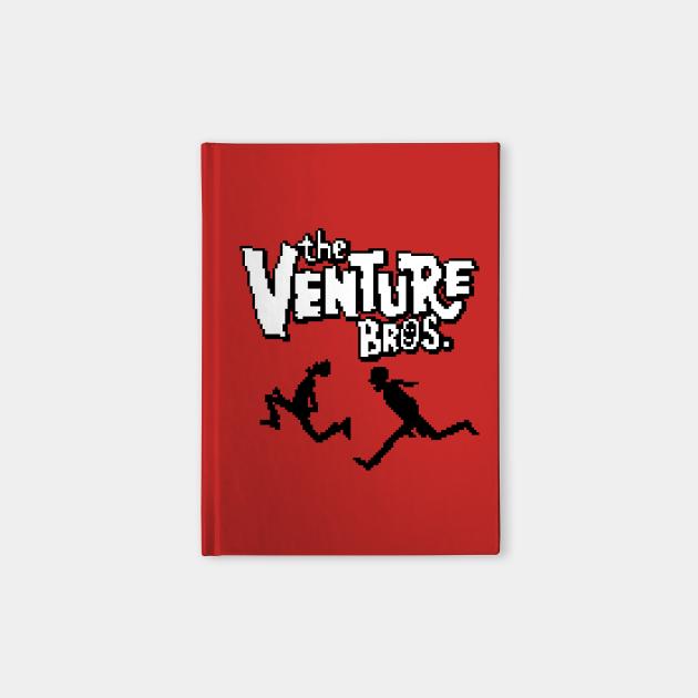 Venture Bros pixel art