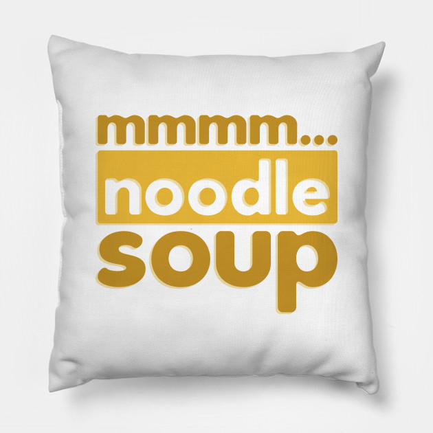 Mmm... Noodle Soup