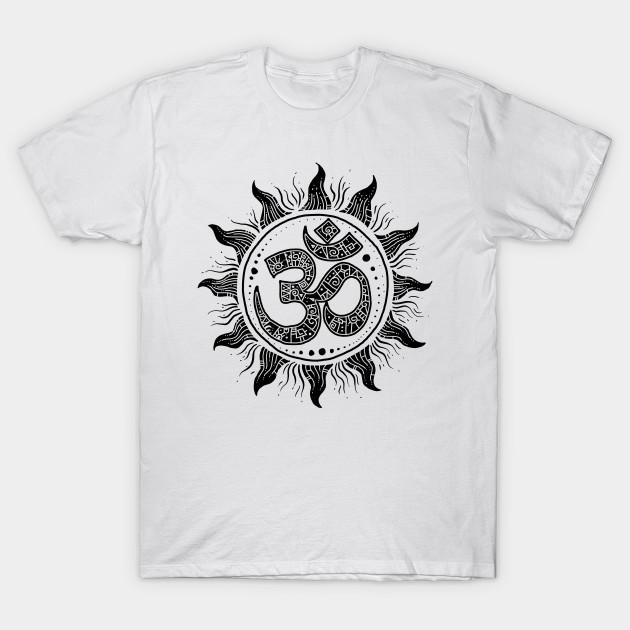 Image result for Spiritual Om t-shirt