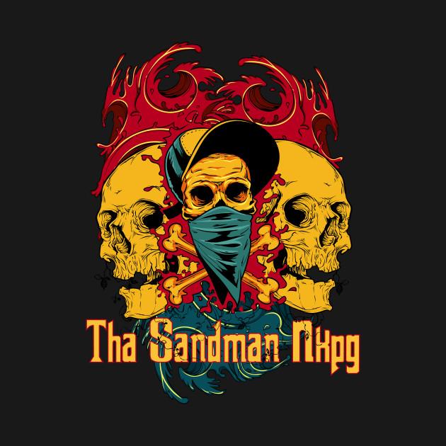 Tha Sandman Nkpg Apparel