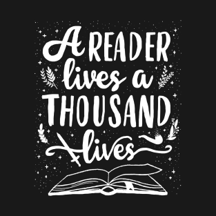 Read More Books! t-shirts