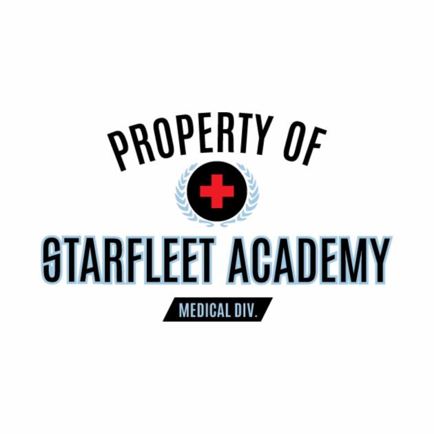 Property of Starfleet- Medical