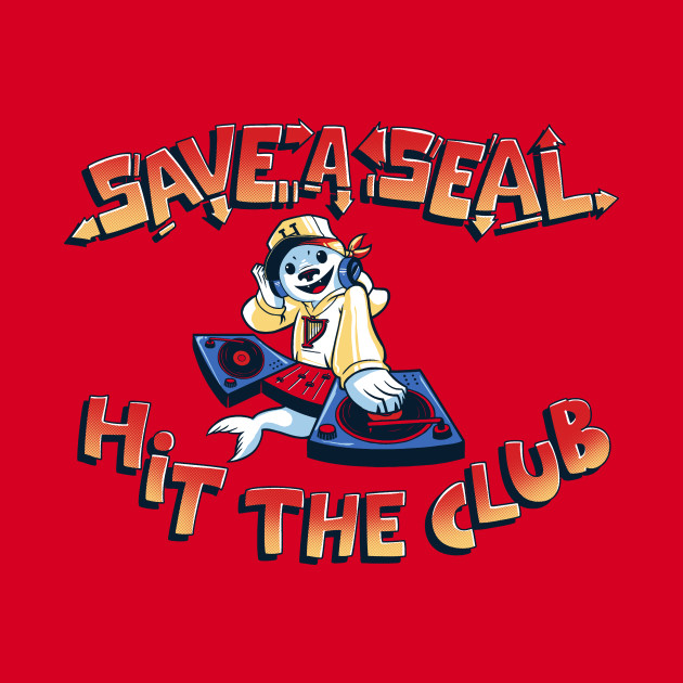 Save A Seal