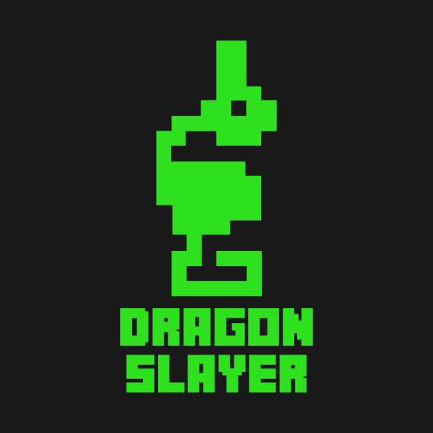 Dragon Slayer: Green