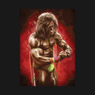 c42d1c83db85 Ultimate Warrior T-Shirts | TeePublic